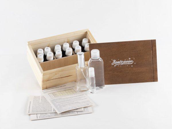 como crear perfumes kir de perfumista