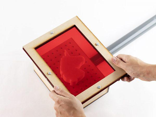 diseño 3d termoformado moldes crear bentejuego